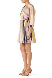 La Flutte Mini Dress by Apiece Apart