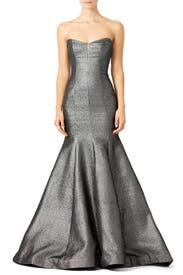 Clemence Gown by ML Monique Lhuillier