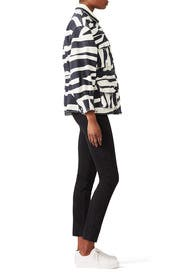 Striped Ourlandos Jacket by Iro