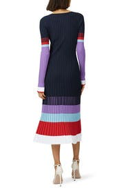 Multi Ribbed Dress by Prabal Gurung