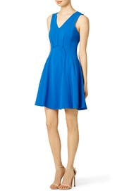 Blue Anchor Dress by Rebecca Taylor