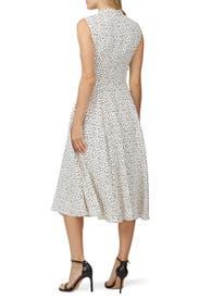 Polka Dot Dress by Adam Lippes