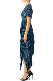 Blue Kylia Maxi by A.L.C.