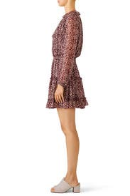 Leopard Rosemary Dress by Rebecca Minkoff