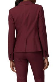 Carissa Classic Suit Blazer by Theory