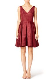 Berry Coco Dress by ERIN erin fetherston