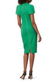 Emerald Vera Dress by ELLIATT