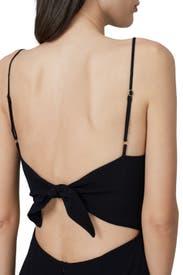 Black Rosalie Jumpsuit by Flynn Skye