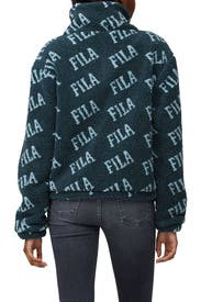 Jayla Half Zip Sweatshirt by FILA