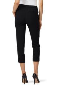 Black Westport Pants by Brochu Walker