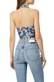 Nelly Bustier Top by AMUR