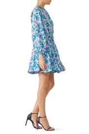 Pop Floral Ella Dress by RHODE