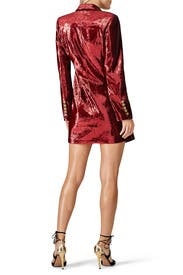 Selena Sequin Jacket Dress by retrofête