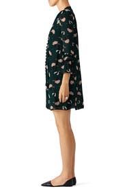 Scribble Printed Dress by Derek Lam 10 Crosby