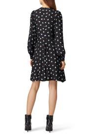 Long Sleeve Brigette Dress by Rebecca Taylor