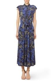 Wisteria Maxi Dress by Rebecca Taylor