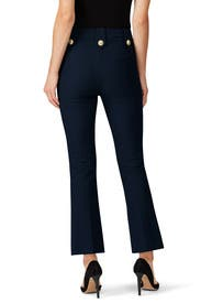 Robertson Cropped Flare Trousers by Derek Lam 10 Crosby