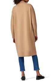 Khaki Ella Sweater Blazer by J.Crew