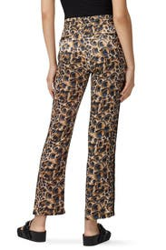 Leopard Joggers by The Kooples