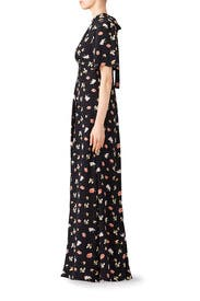 Semi Couture Tieback Maxi by byTiMo