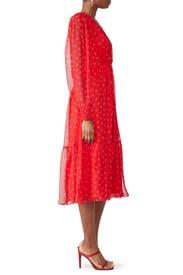 Heartbeat Midi Dress by kate spade new york