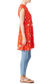 Greatest Day Smocked Tunic by Free People