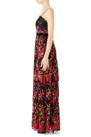 Embroidered Lace Gown by Marchesa Notte