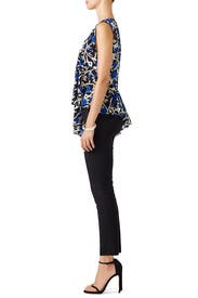 Stem Silk Top by Jason Wu Collection