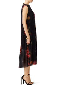 Bloom Midi Dress by Fuzzi