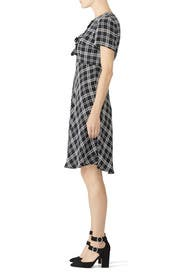 Plaid Ruffle Dress by Slate & Willow