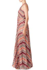 Striped Lana Maxi by AMUR