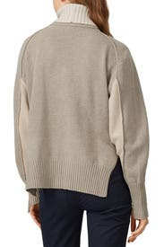 Layered Turtleneck by Cedric Charlier