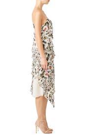 Painterly Floral Dress by Jason Wu