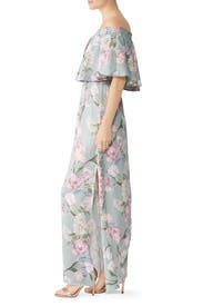 Primavera Floral Hacienda Maxi by Show Me Your Mumu