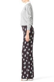Cluster Pajama Trouser by Derek Lam 10 Crosby