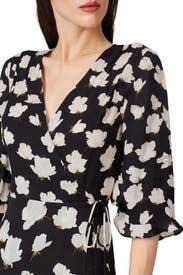 Delana Wrap Dress by AllSaints