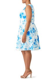 Floral Brenda Dress by Jay Godfrey