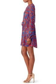 Elsden Printed Dress by Diane von Furstenberg