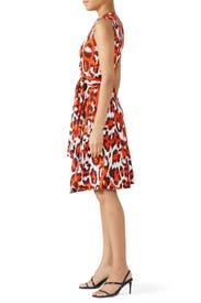Jasmine Wrap Dress by Diane von Furstenberg