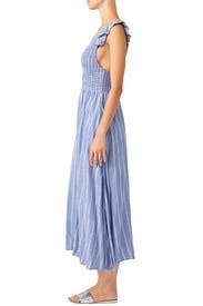Chambray Butterflies Maxi by Free People