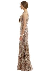 Glisten Up Gown by Badgley Mischka