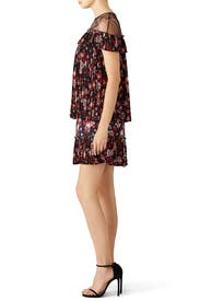 Floral Imogene Dress by Mother of Pearl
