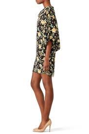 Morna Ruffle Sleeve Dress by B Collection by Bobeau
