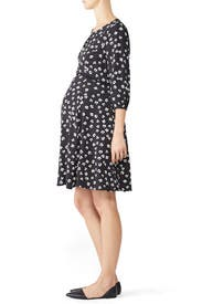 Brooke Keyhole Nursing Maternity Dress by Seraphine
