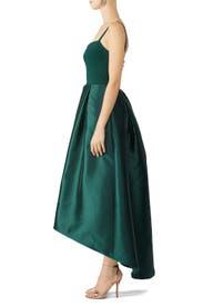 Green Birdie Gown by Hutch