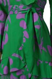 Lanai Ruffle Maxi by Cynthia Rowley
