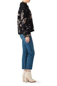 Vintage Floral Jacket by Rebecca Taylor