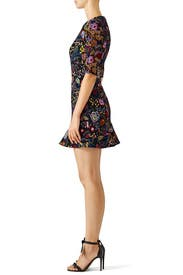 Floral Celia Dress by SALONI