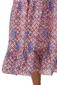 Isabel Midi Dress by SALONI