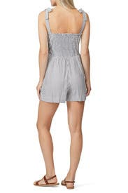 Everyday Stripe Leni Romper by Show Me Your Mumu